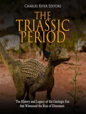 cover image of The Triassic Period