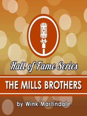 cover image of The Mills Brothers