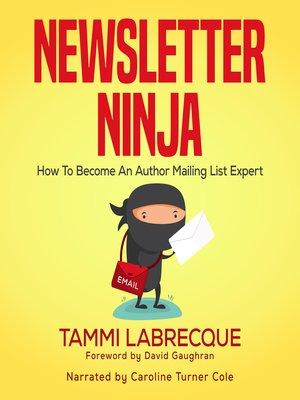 cover image of Newsletter Ninja