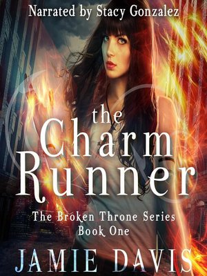cover image of The Charm Runner