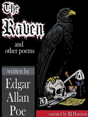 cover image of The Raven and Other Poems