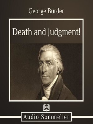 cover image of Death and Judgment!