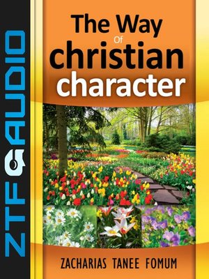 cover image of The Way of Christian Character