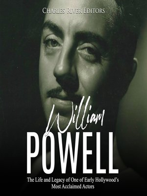 cover image of William Powell