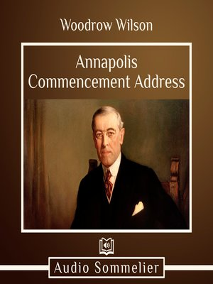 cover image of Annapolis Commencement Address