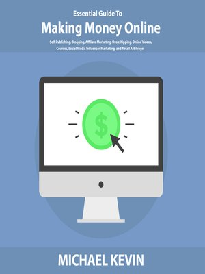 cover image of Essential Guide to Making Money Online
