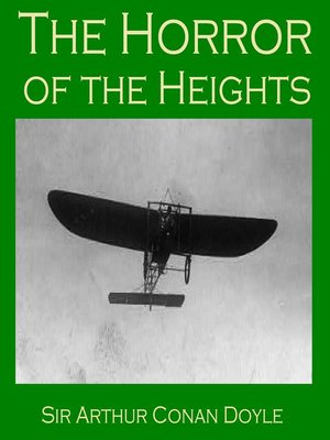 cover image of The Horror of the Heights