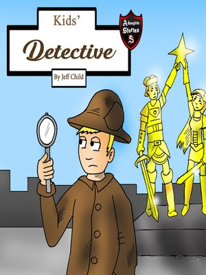 cover image of Kids' Detective