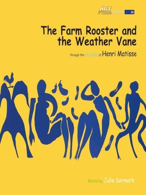 cover image of The Farm Rooster and the Weather Vane