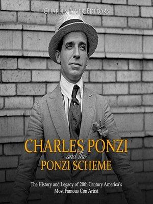 cover image of Charles Ponzi and the Ponzi Scheme
