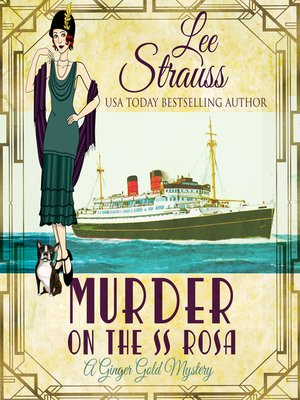 cover image of Murder on the SS Rosa