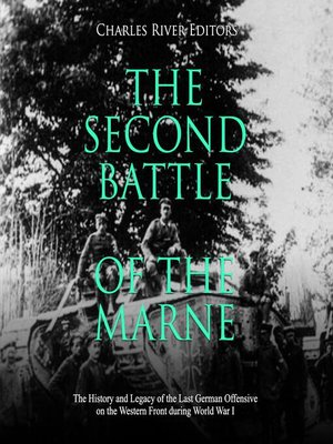 cover image of The Second Battle of the Marne