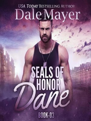 cover image of Dane: Book 3: SEALs of Honor