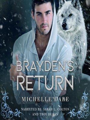 cover image of Brayden's Return