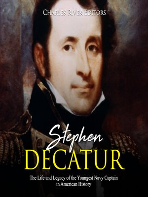 cover image of Stephen Decatur