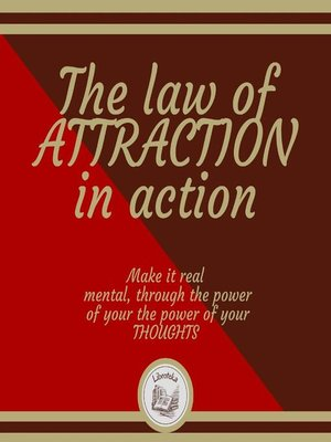 cover image of The Law of Attraction In Action