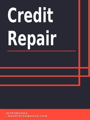 cover image of Credit Repair