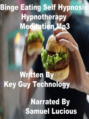 cover image of Binge Eating Self Hypnosis Hypnotherapy Meditation