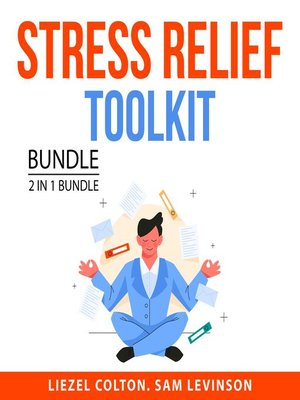 cover image of Stress Relief Toolkit Bundle, 2 in 1 Bundle