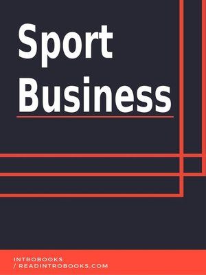 cover image of Sport Business