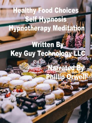cover image of Healthy Food Choices Self Hypnosis Hypnotherapy Meditation