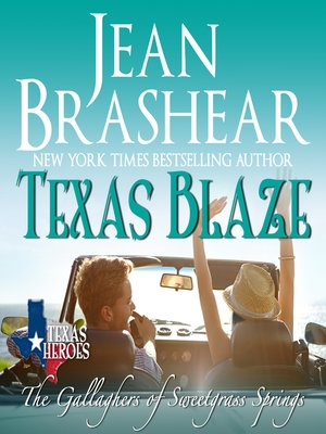 cover image of Texas Blaze