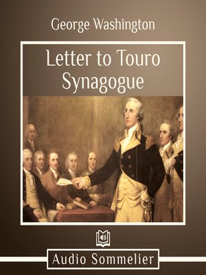 cover image of Letter to Touro Synagogue