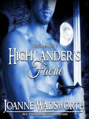 cover image of Highlander's Faerie