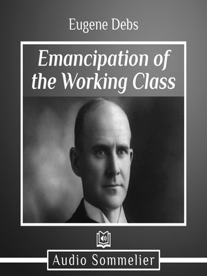 cover image of Emancipation of the Working Class