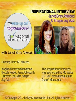 cover image of My Wake UP Call to Passion, Inspirational Interview