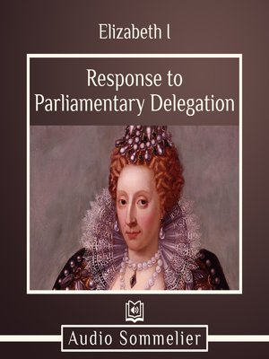cover image of Response to Parliamentary Delegation