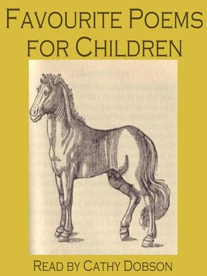 cover image of Favourite Poems for Children