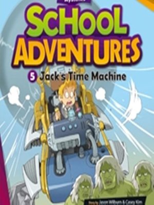 cover image of Jack's Time Machine