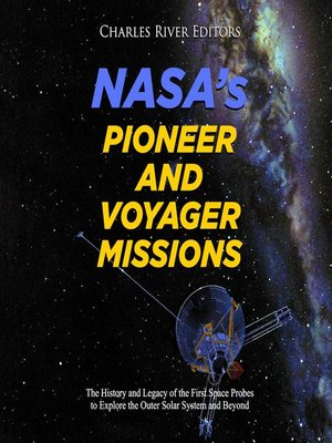 cover image of NASA's Pioneer and Voyager Missions