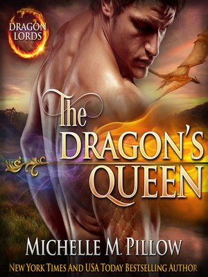 cover image of The Dragon's Queen