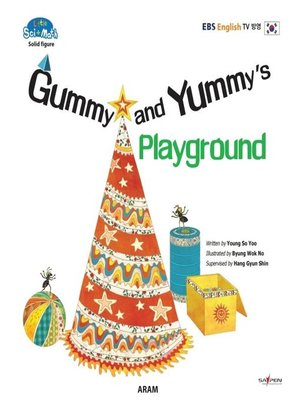 cover image of Gummy and Yummy's Playground