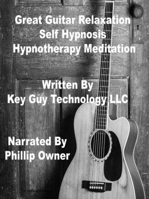 cover image of Great Guitar Playing Self Hypnosis Hypnotherapy Meditation