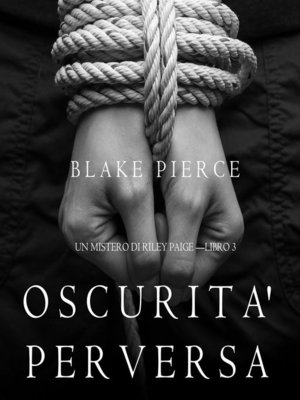 cover image of Oscurita' Perversa