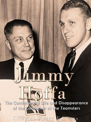 cover image of Jimmy Hoffa