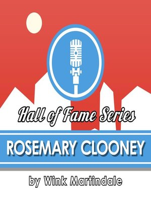 cover image of Rosemary Clooney