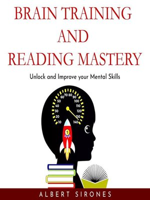 cover image of Brain Training And Speed Reading Mastery
