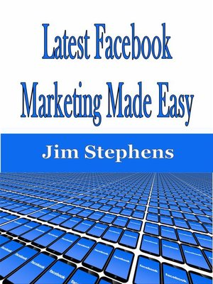 cover image of Latest Facebook Marketing Made Easy