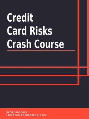 cover image of Credit Card Risks Crash Course