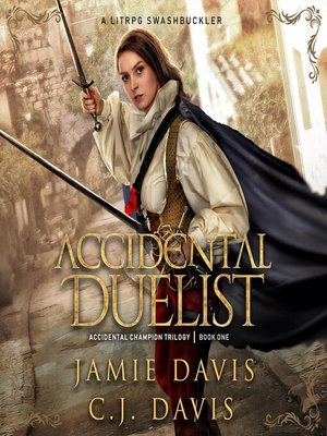 cover image of Accidental Duelist