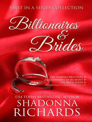cover image of Billionaires and Brides Collection