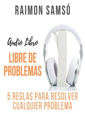 cover image of Libre de Problemas