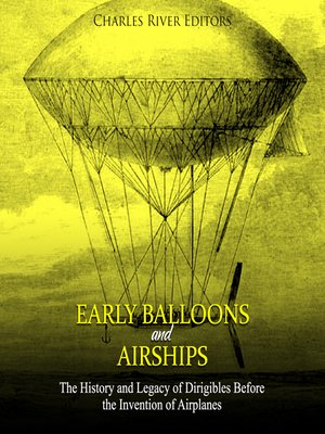 cover image of Early Balloons and Airships