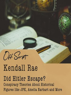 cover image of Did Hitler Escape?