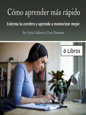cover image of Cómo aprender más rápido