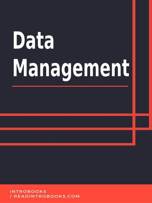 cover image of Data Management